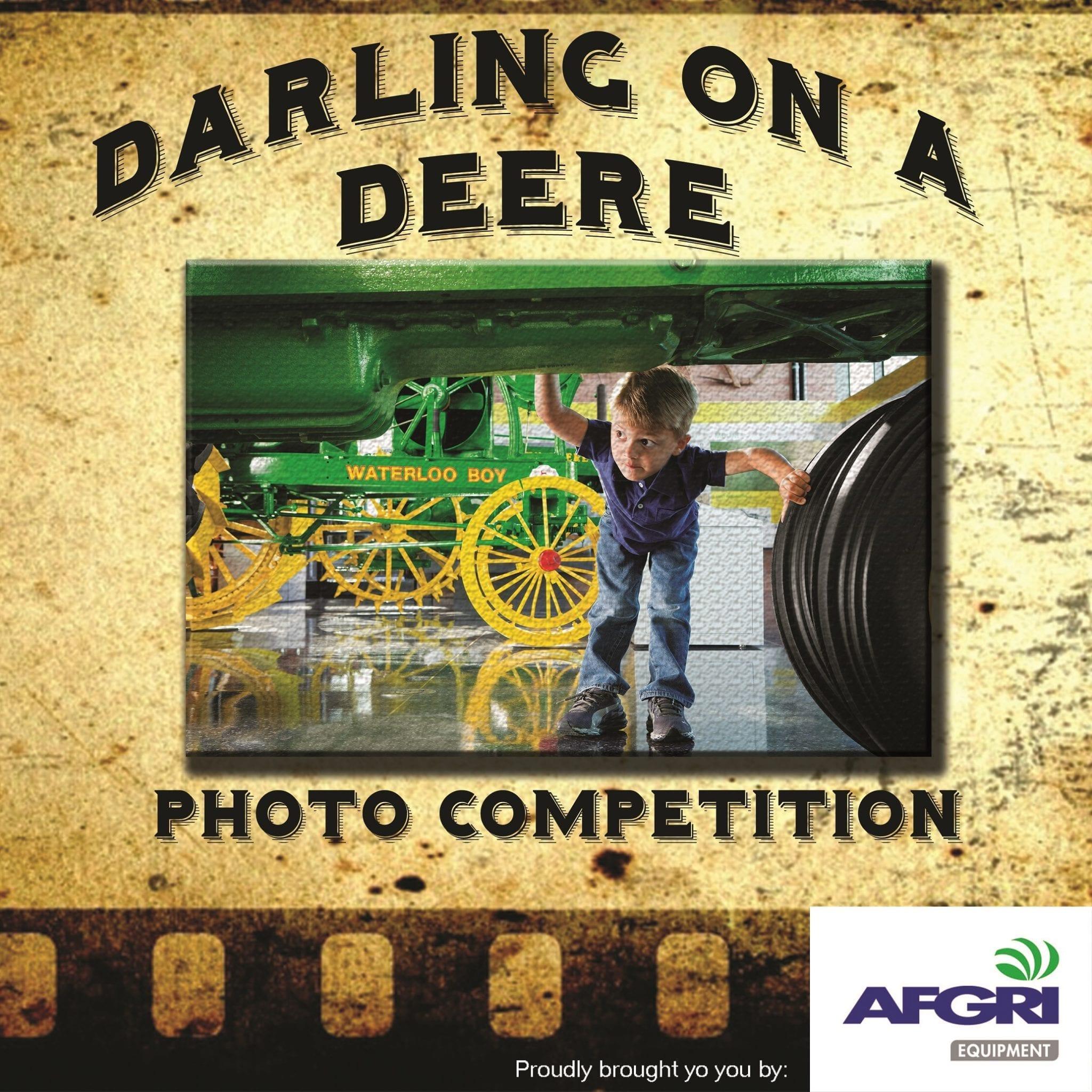 Darling on a Deere